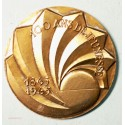Médaille 100 ans de jeunesse 1865-1965 par SIMON