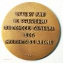 Médaille art deco Athlète par PIERY, lartdesgents.fr AVIGNON