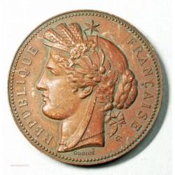 Médaille CERES par Oudiné