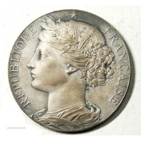 Médaille argent, Concours agricole d'Avignon 1907 superbe