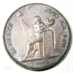 LOUIS XVI 12 deniers 1792 MA