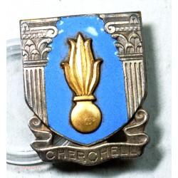 Insigne Ecole militaire de Cherchell / Algérie