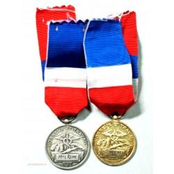 Médailles Honneur et travail attribuées, Lartdesgents.fr