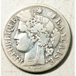 Moderne, Cérès 2 Francs 1871 k Bordeaux, lartdesgents.fr