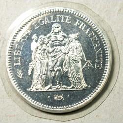 Moderne HERCULE 50 Francs 1980 sous scellée , lartdesgents.fr