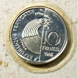 Moderne SCHUMAN 10 Francs 1986 sous scellée , lartdesgents.fr