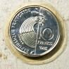 Moderne SCHUMAN 10 Francs 1986 sous scellée FDC, lartdesgents.fr