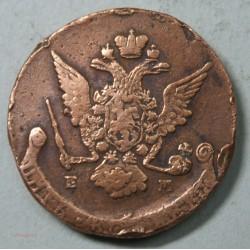 RUSSIE, 5 Kopek 1769 Catherine II