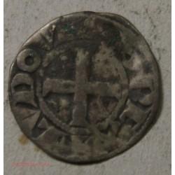 DENIER TOURNOIS de LOUIS VIII LE LION (1223-1245)
