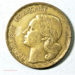 G. GUIRAUD, 50 Francs 1954 B coq, lartdesgents.fr