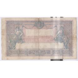 BILLET FRANCE 1000 FRANCS BLEU ET ROSE 20-10-1939 TB COTE 80 Euros L'ART DES GENTS