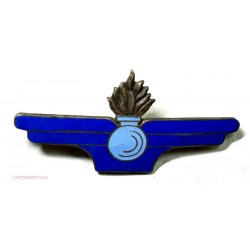 Ancienne insigne GENDARMERIE émaillée