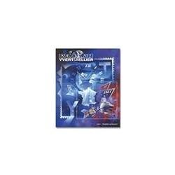 Catalogue de cotation des Timbres de France - 2021 Version couleur. Format : 15x21 cm - 1472 pages - Couverture rigide