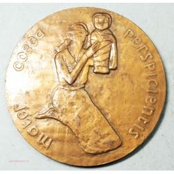 Médaille Paul CLAUDEL - Mater Coeca Perspicientis par Helane Guascalla