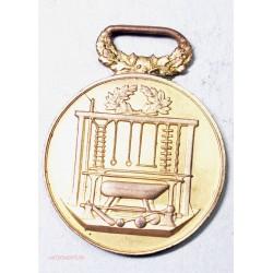 Medaille Athlétisme Ville d'Aubervilliers  1883-1884