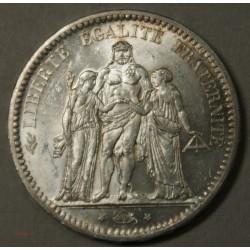 ECU HERCULE, IIIe République 1872 A Paris, Superbe, lartdesgents.fr