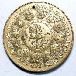 Médaille Exposition International de Londres 1893, lartdesgents.fr