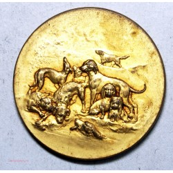 Médaille Syndicat d'initiative de CREIL et environs, lartdesgents.fr