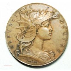 Médaille REPUBLIQUE FRANCAISE par H. DUBOIS