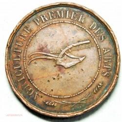 Médaille AGRICULTURE PREMIER DES ARTS