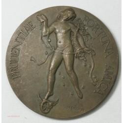 Médaille crédit industriel et commercial 1859-1959 signé H.DROSPY