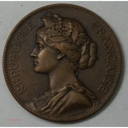 Médaille école nationale Art décoratif LIMOGES signée Alphée DUBOIS