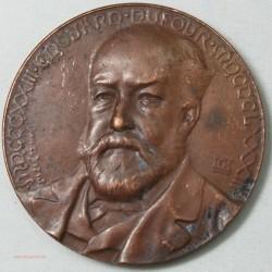 Médaille Edouard Dufour -1823-1883 par Daniel Dupuis