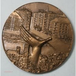 Médaille Journée de l'achèvement  juin 1963- Congès de Caen par DUROUX