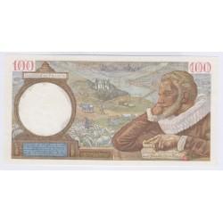 BILLET FRANCE 100 FRANCS SULLY 26-10-1939 SUP+ L'ART DES GENTS AVIGNON