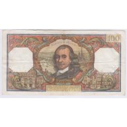 BILLET FRANCE 100 FRANCS CORNEILLE L'ART DES GENTS