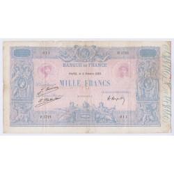 BILLET FRANCE 500 FRANCS 25-06-1936 TB+ COTE 60 Euros L'ART DES GENTS AVIGNON