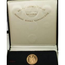 CANADA 1967- OTTAWA set SPECIMEN 7 pièces dans coffret, (20$ OR) lartdesgents.fr