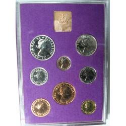 Coffret des monnaies de Grande Bretagne et Ireland de 1970, lartdesgents.fr