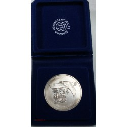 Rare Médaille Argent Unesco Philae 1975, lartdesgents.fr Avignon