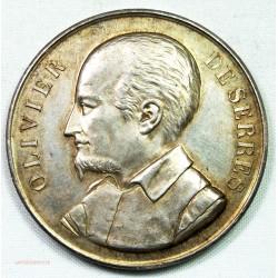 Médaille argent Olivier de Serres Agriculture de BEAUVAIS (OISE)