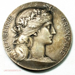 Médaille concours assurances 1911 Paris par Daniel DUPUIS