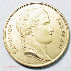 Médaille du sacre de Napoléon Ier par Pie VII par Thiébaud