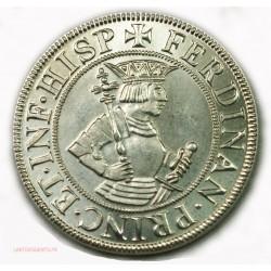 Magnifique jeton en argent reproduisant Le tyrol d'Autriche Ferdinan Ier