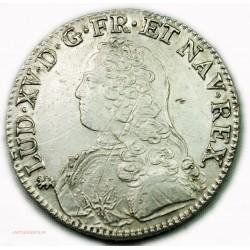 LOUIS XVI écu 1776 A Paris aux Branches d'olivier, lartdesgents.fr