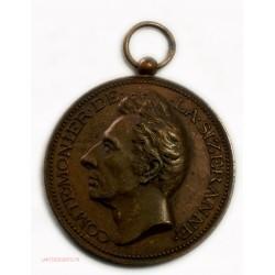 Médaille Comte MONIER DE LA SIZERANNE Sénateur 1863-1870
