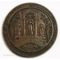 Médaille BAPTEME attribuéé collège ST JOSEPH Avignon 1865 par Arthur Martin