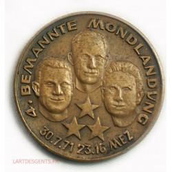 Médaille 4. BEMANNTE MONDLANDUNG, APOLLON 15 1971