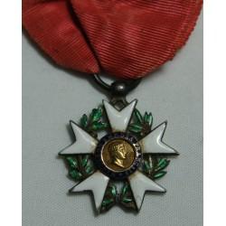 Décoration Miniature Légion d'honneur Napoléon Ier à voir....