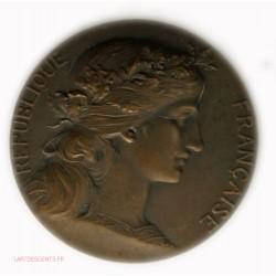 Rare Médaille Concours des Bureaux de Poste Paris 12 par Daniel DUPUIS