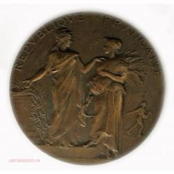 Médaille agriculture alphée DUBOIS, lartdesgents.fr
