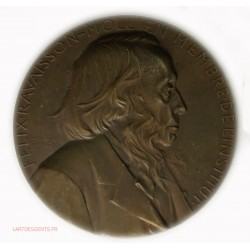 Médaille Académie Contemporaine, commerce et industrie, lartdesgents.fr
