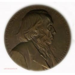 Médaille Félix RAVAISON-MOLLIEN par J.C. CHAPLAIN 1899