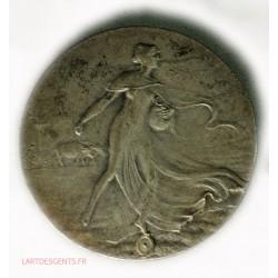 Médaille Producteur de Nitate de soude du Chili par Paul MOREAU-VAUTHIER