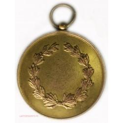 Médaille de tir en cuivre doré, 46 grs 47mm + bélière, lartdesgents.fr