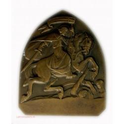 Médaille Saint JACQUES de Zédédée par E.BLIN